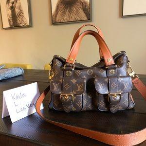 Louis Vuitton mahatma NM no trades